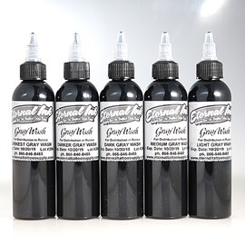 Eternal Gray Wash Set 5 Bottle