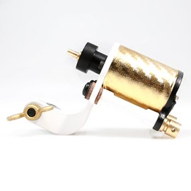 W.T.E. Direct Drive-2 White-Gold